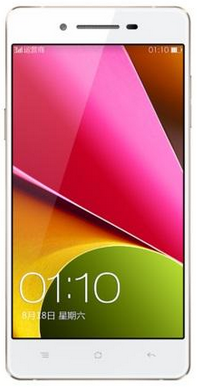 Oppo R1S Android
