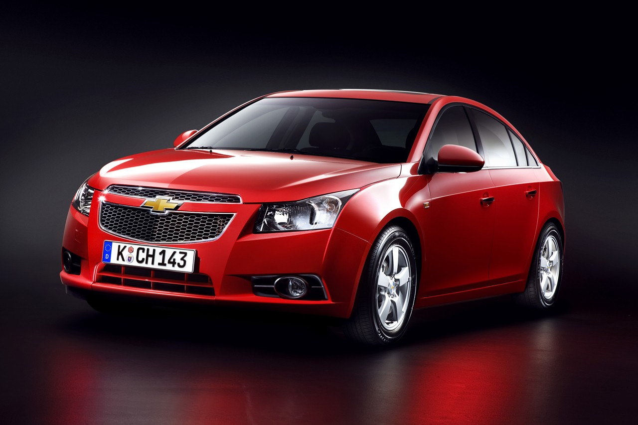 Review Chevrolet Cruze Lab Automotive