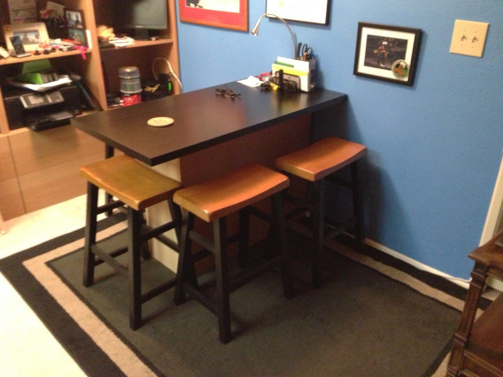 Breakfast Bar/home Office Desk