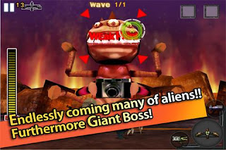[Monster Defense]Bugs Wars 3D