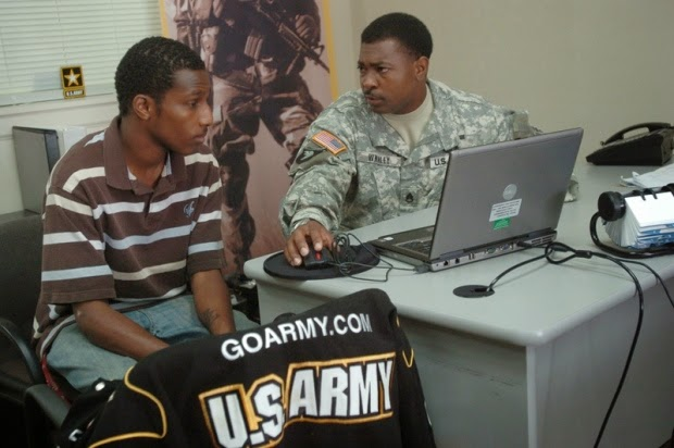 Military News - Belt-tightening forces Army to get picky in recruiting