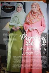 MAGAZINE NUR - JAN 2012