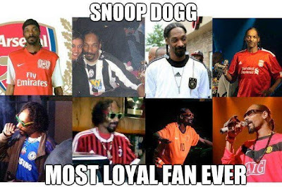 Snoop Dogg é do Sporting Clube de Portugal