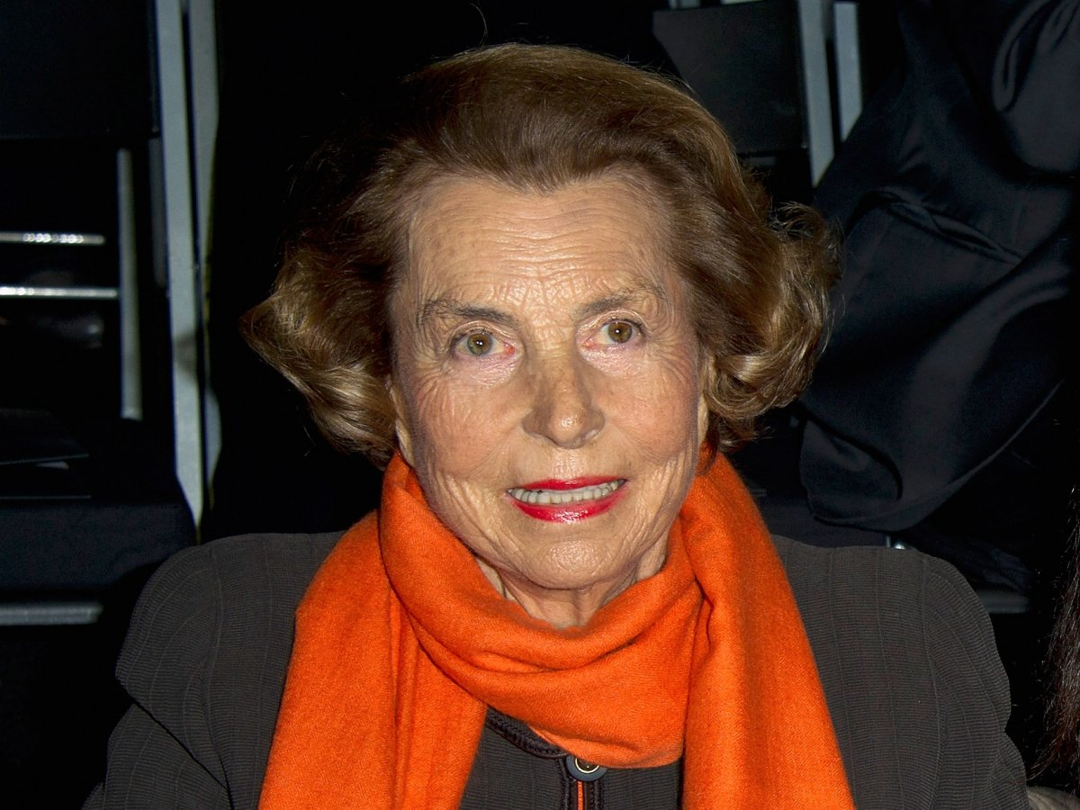 L'OREAL HEIRESS DEAD AT 94