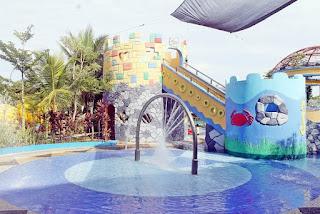 OPI Water Fun Jakabaring Diserbu Ribuan Wisatawan