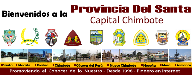 Provincia del Santa - Capital Chimbote