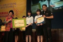 Juara Nasional Terbaik II - 2011