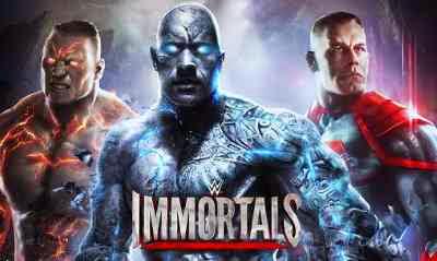 [GAME] WWE IMMORTALS FULL V1.5.0 + MOD [APK + DATA]