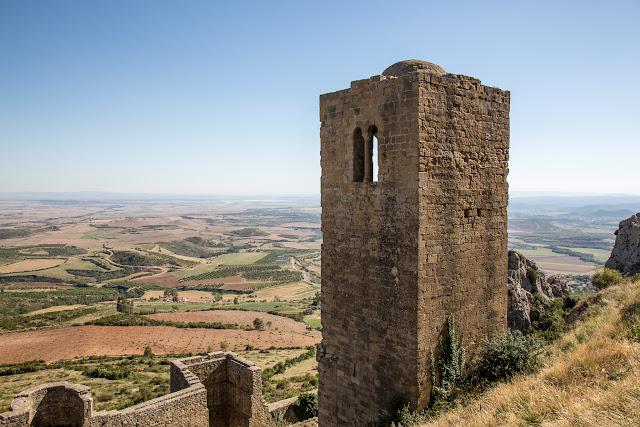 Torre Exenta - Torre de Albarrana :: Canon EOS5D MkIII | ISO100 | Canon 24-105 @28mm | f/10 | 1/125s