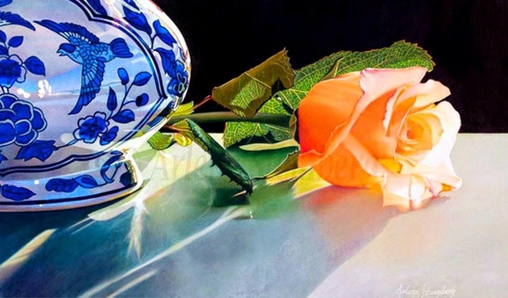 flores-cuadros-pintados-al-oleo
