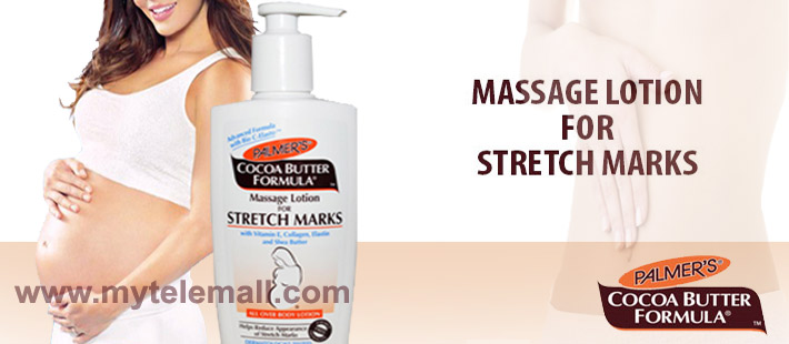 how to clear stretch marks after delivery