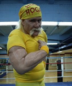 Foto de Joaquín Reyes como Hulk Hogan