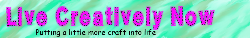 Live Creatively Now
