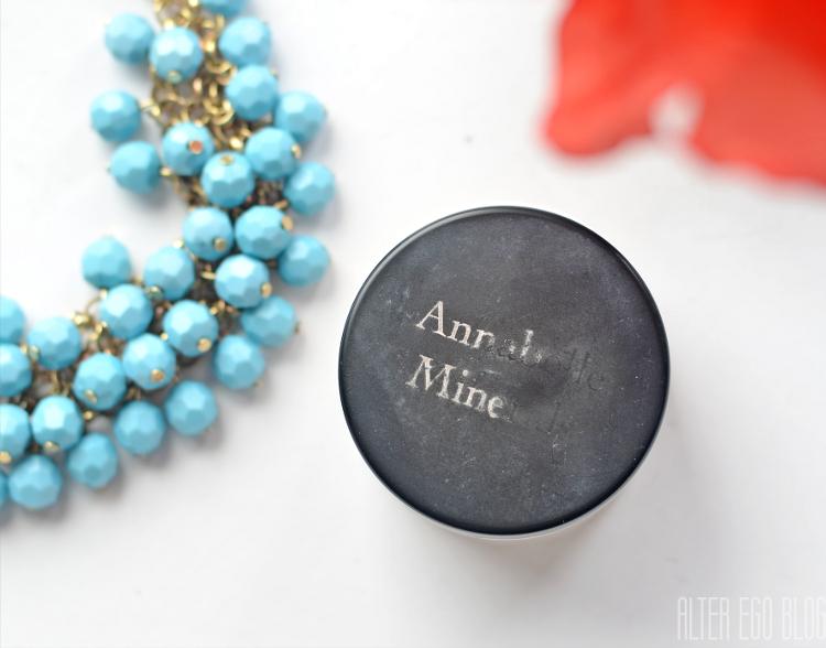 Podkład Annabelle Minerals formuła matująca | moja opinia po roku