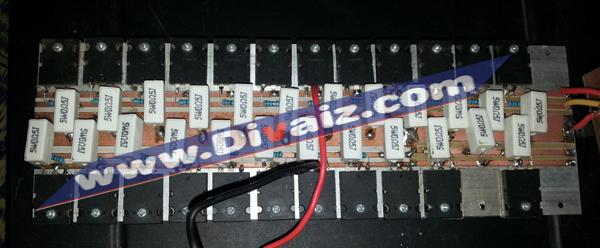 Menggabung mosfet - www.divaizz.com