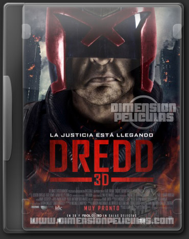 Dredd (BRRip HD Ingles Subtitulada) (2012)