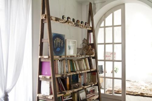 Pehache pehache deco bibliotecas con estilo for Muebles bibliotecas para living