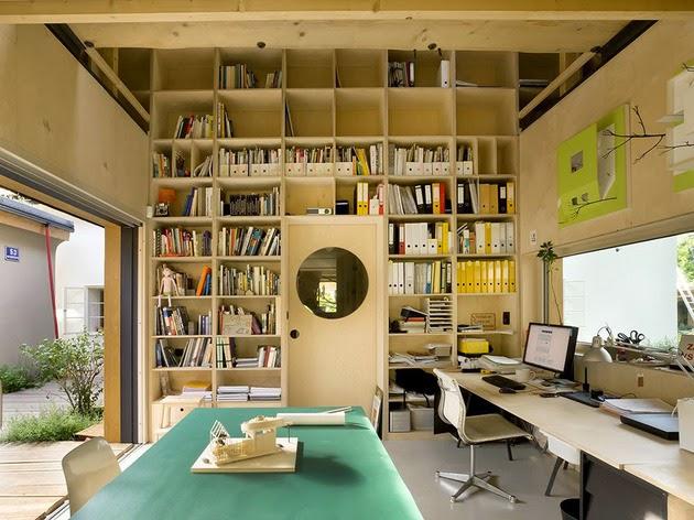 Inspirasi design Rumah Modern Kreatif dan Unik