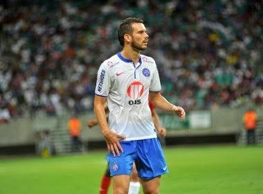Lucas Fonseca pede para deixar o Bahia