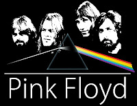Fotomontaje de The Dark Side Of The Moon con los miembros de Pink Floyd