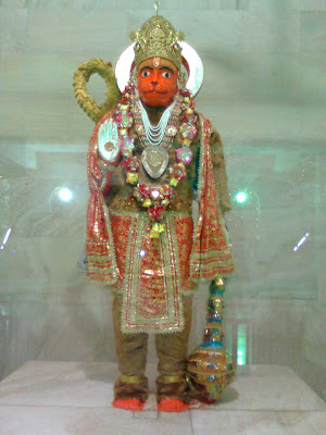 hanuman baba