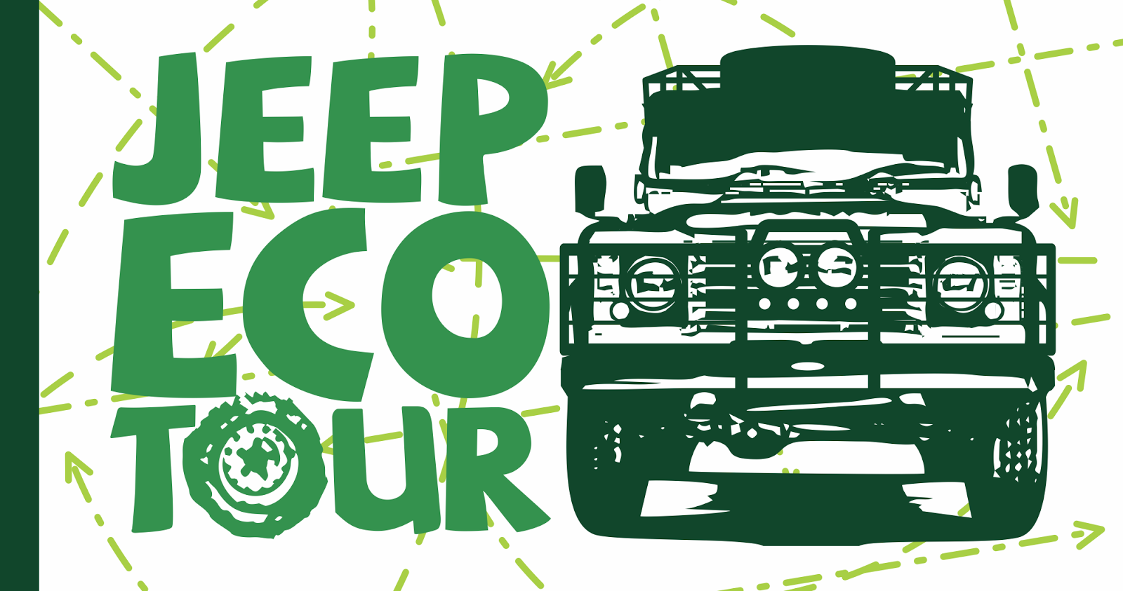 Jeep Eco Tour.