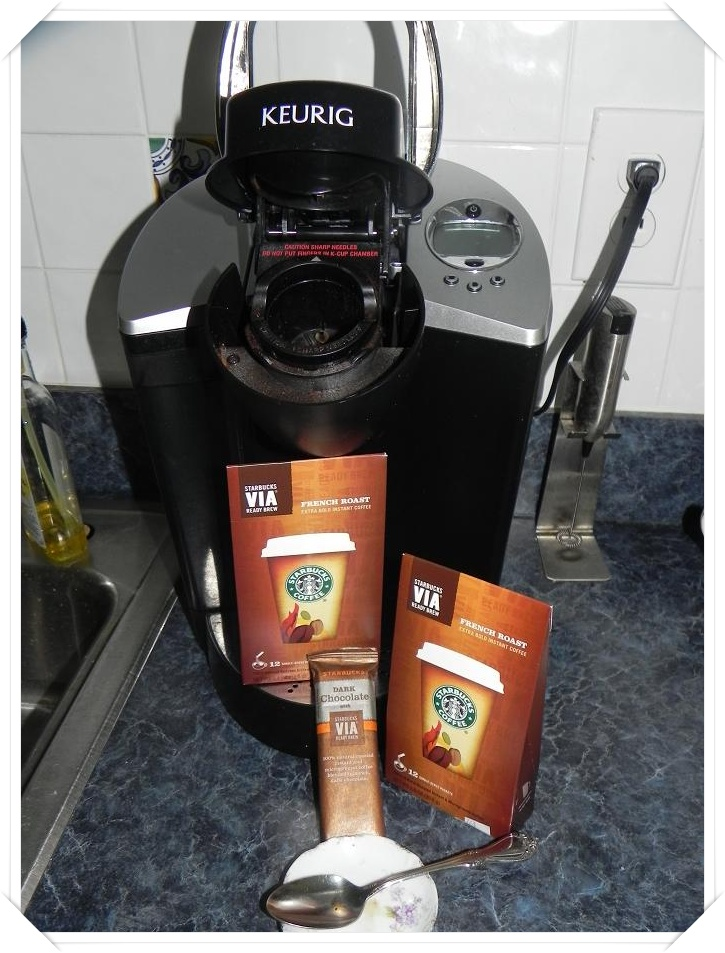 Keurig Coffee Maker Quit Working No Power : Creating a Vintage Life: When the Power is Out....