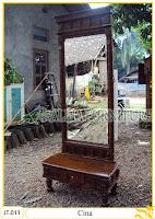Meja Rias Kayu Jati Ukiran Cina Jakarta