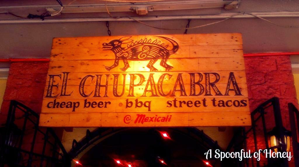 El Chupacabra: The Hole-in-the-Wall Jewel in Makati
