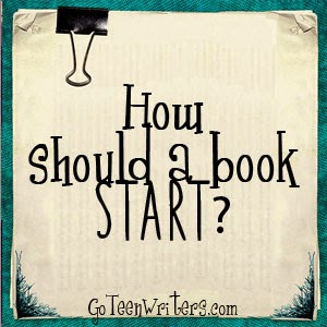 How would I start writing a book?