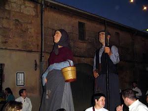 GEGANTS DE BUNYOLA