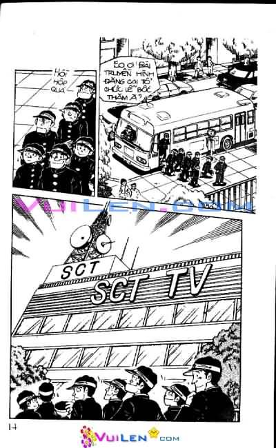 Jindodinho - Đường Dẫn Đến Khung Thành III  Tập 8 page 14 Congtruyen24h