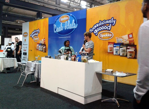 Happiness is... Durban Good Food & Wine Show 2014 - Spekko Cook Idols