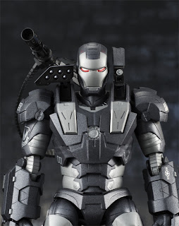 Bandai SH Figuarts Iron Man 2 - War Machine figure