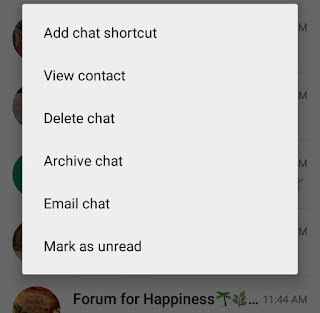 Latest Whatsapp tricks 2015 unread