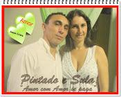 C. Mestre Pintado e sua esposa Sula