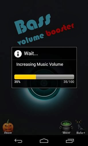 bass volume booster
