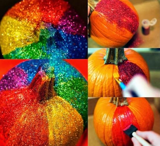 Manualidades de halloween para ni os portal de manualidades - Decorar calabaza halloween ninos ...