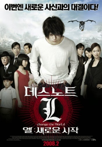 Quyển Sổ Sinh Tử 3 - Death Note 3 : L Change The World
