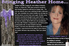 Missing: Heather Teague