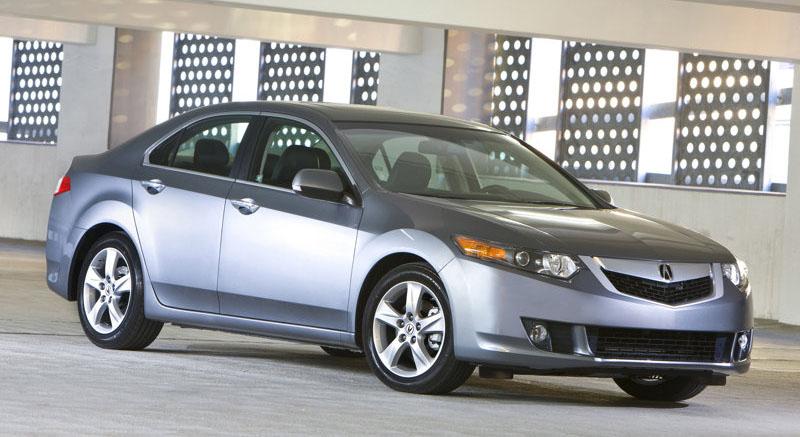 Acura Scoop: Acura TSX (2009)