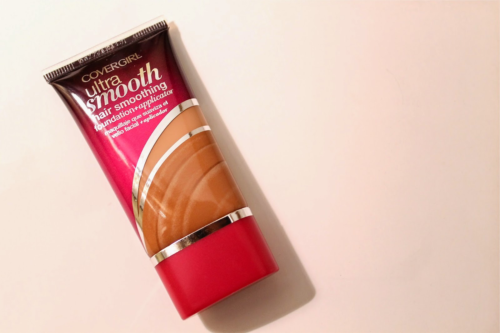 Covergirl UltraSmooth hair smoothing foundation