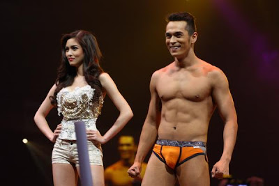 Kim Chiu and Jake Cuenca