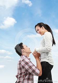 When To Discuss Marriage In Relationships? - man proposing