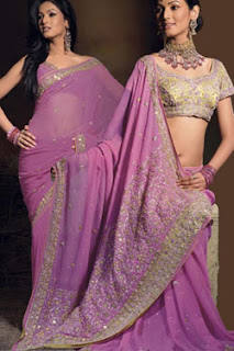 Indian Costumes - The Sari