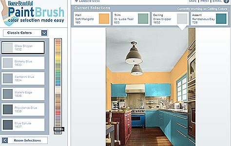 Simulador de colores online azdeco for Simulador cocinas online