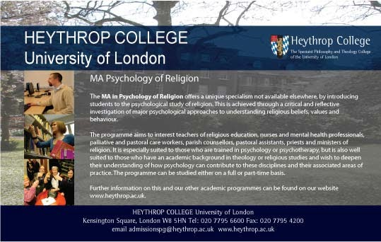 shcd psychology academic programmes masters master education educational