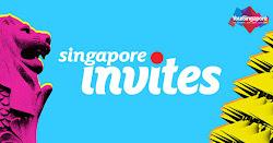 'Singapore Invites' Tampilkan Cerita Personal tentang Singapura