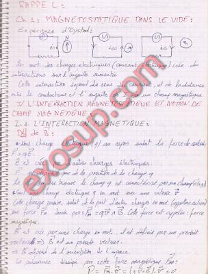 cours d'électricté 2 smp-smc s3