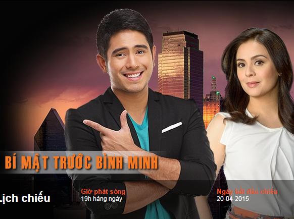 Bí Mật Trước Bình Minh Full HD - TodayTV Tập 2-3 (2015)